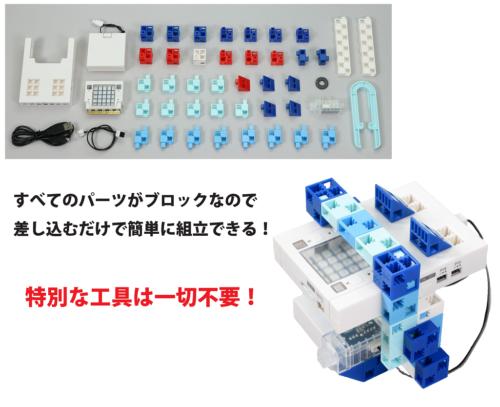 専用ロボットパーツ