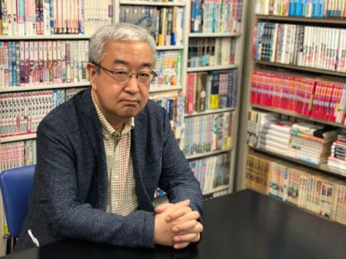 コミティア実行委員会代表 中村公彦氏