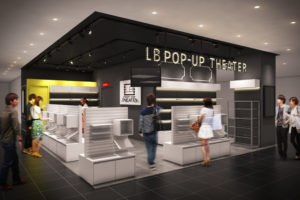 LB POP-UP THEATER