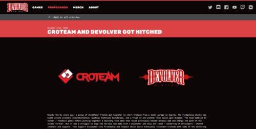 Devolver Digital 買収