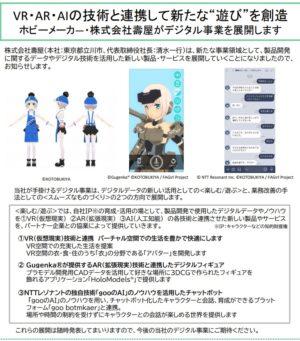 壽屋デジタル 事業