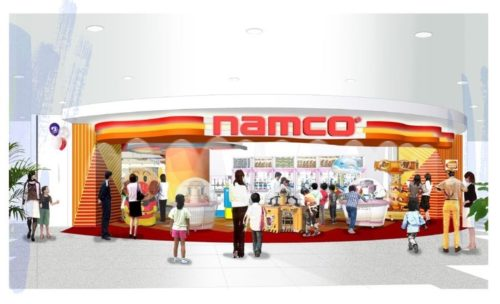 NAMCO The LOHAS店