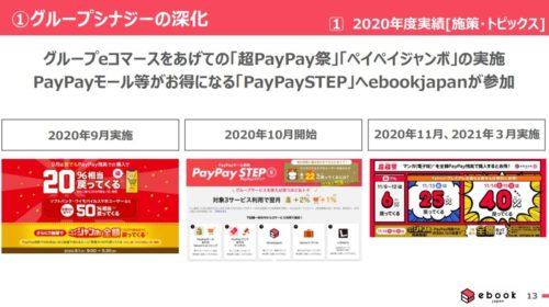 イーブックイニシアティブジャパン paypay