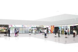 BANDAI NAMCO VS PARK ららぽーと上海金橋店